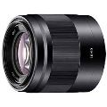 E 50mm F1.8 OSS SEL50F18 Black